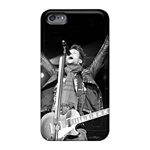 Protector Hard Phone Cases For Iphone 6 (qiw4034EyKa) Support Personal Customs Attractive Boys Like Girls Band Series