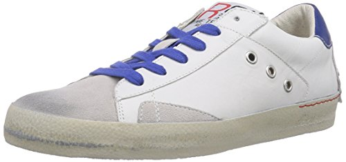 REPLAY Clock Herren Sneakers Weiß (2102)
