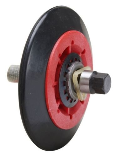Price comparison product image 4581EL2002A Dryer Drum Support Roller for LG Dryer