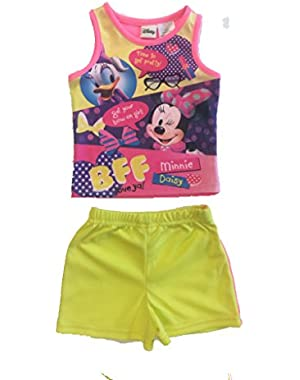 Minnie Mouse Toddler Girls BFF