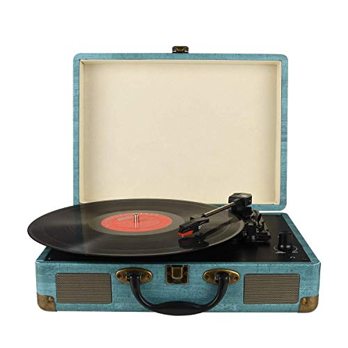 Record Player Vintage 3-Speed