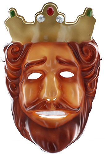 king-mask-lot-of-5-masks