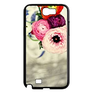 Samsung Galaxy N2 7100 Cell Phone Case Black colors of happiness VS5359450