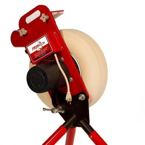 First Pitch Softball Pitching Machine w/ Legs