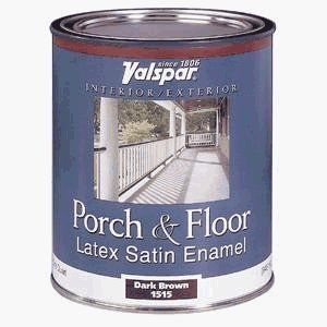 Valspar 1505 Interior and Exterior Latex Porch & Floor Enamel