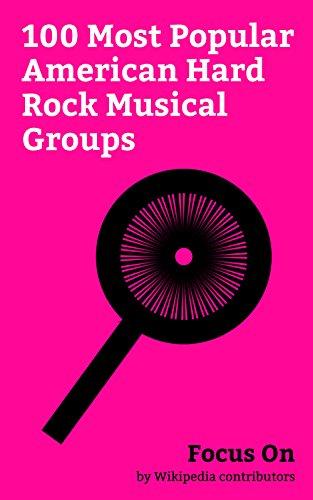 Focus On 100 Most Popular American Hard Rock Musical Groups Bon Jovi Evanescence