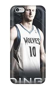 New Style LeeJUngHyun Minnesota Timberwolves Nba Basketball (14) Premium Tpu Cover Case For Iphone 6 Plus