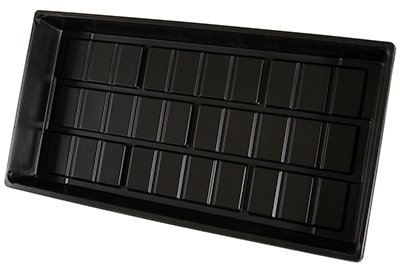 R & M Supply PROP-004 Seed Tray, Plastic, 10 x 20-In. - Quantity 100 by R&M Supply