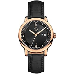 Mercedes Benz Men's Classic Gold Watch