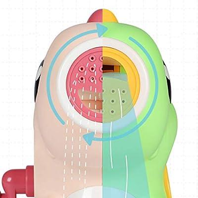 B bangcool Kids Bath Toy Cute Mini Cartoon Dinosaur Spray Water Toy Bathtub Toy Shower Toy: Kitchen & Dining