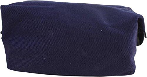 Lyle & Scott - Bolso al hombro de Algodón para hombre azul marino