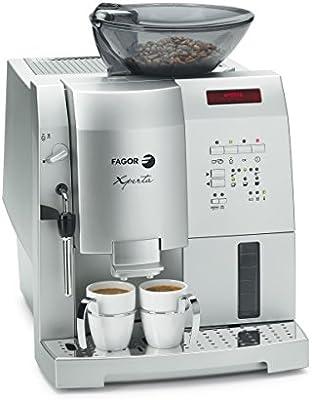 Fagor - Cafetera Espresso Cat44 Ng Pantalla Lcd, 16 Bares ...