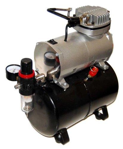 mini air compressor airbrush - 8