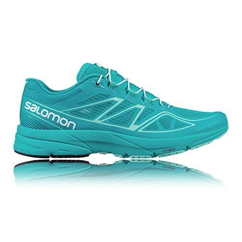 - Salomon Sonic Pro Women's Running Shoes - AW16-10.5 - Blue