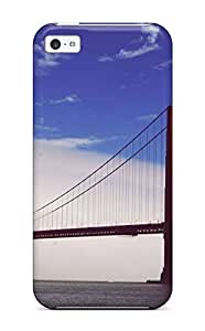 TYH - Defender Case For Iphone 6 plus 5.5, Golden Gate Bridge Pattern phone case
