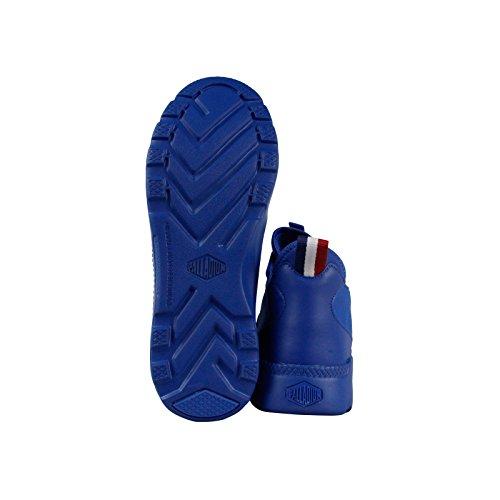 Ginnastica Velluto Scarpe Alto Con Blu Uomo Tacco Da In 5ff6xPY
