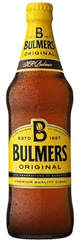 Bulmers - Original Cider 4,5% Apfelwein - 12x0,568l