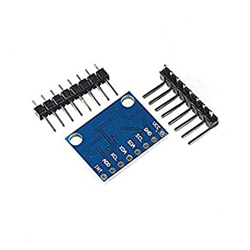 Miss Flora MPU-6050 GY 521 module three axis accelerometer