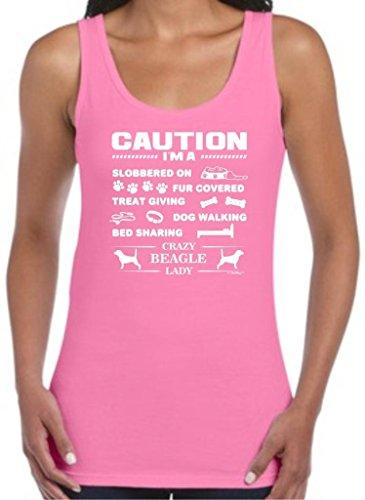 Beagle Lovers Juniors Tank Top product image