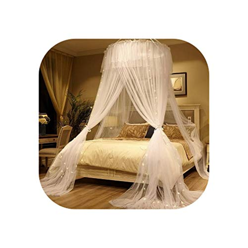 Girl Room Baby Bed Curtain Enfant Hanging Canopy Mosquito Net,Number 20,1.8X2.2M Bed