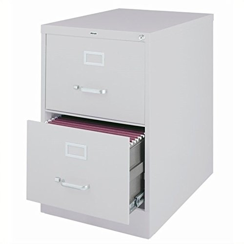 2-Drawer Commercial Legal Size File Cabinet Finish: Light Gray by CommClad