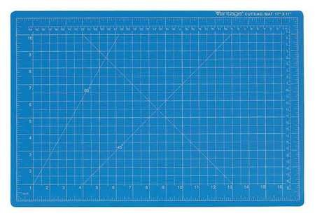 Cutting Mat, 48x36 in, Blue by Vantage