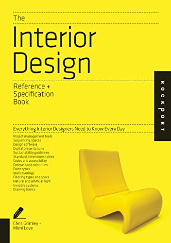 The Interior Design Reference & Specification Book: Everything Interior Designers Need to Know Every - Map Rockport