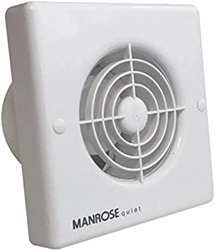 Manrose Quiet Extractor with Timer - Runner-up