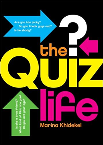 Amazon Com The Quiz Life 9780375842634 Khidekel Marina Books Where do you live?, i live near the. amazon com the quiz life