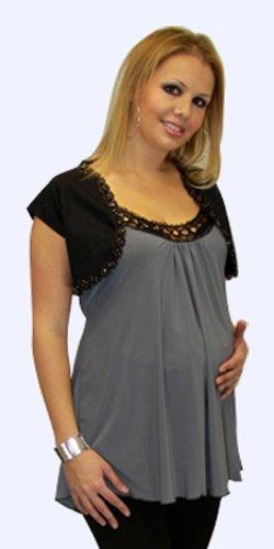 Cozy Elegant Maternity Top 3615