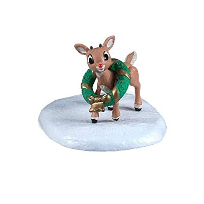 Rudolph the Red-Nosed Reindeer 2011 Super Poseable Deluxe Action Figure by Forever Fun: Toys & Games