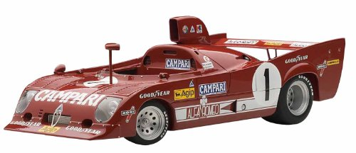 AUTOart 87505 1/18 - Signature: Alfa Romeo 33 TT 12 1000km NURBURGRING Winner 1975 M ()