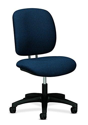 HON 5901AB90T Comfortask Task Swivel Chair, Blue