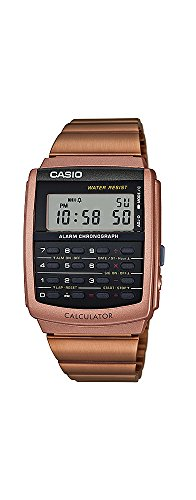 Casio E Data Bank Digital Casual CA 506C 5A