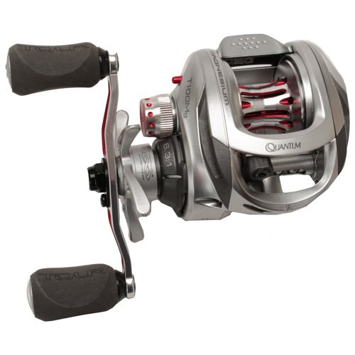 Zebco Tour 100 MG 6:3:1 Baitcast Reel, Right Hand by Zebco (Image #1)