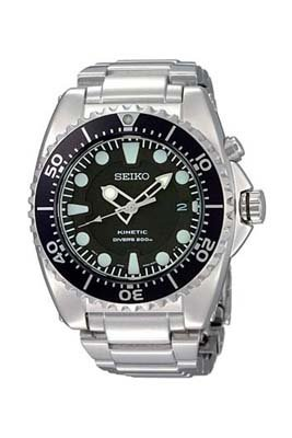 Seiko-Mens-SKA371P1-Kinetic-Black-Dial-Watch-with-Bracelet