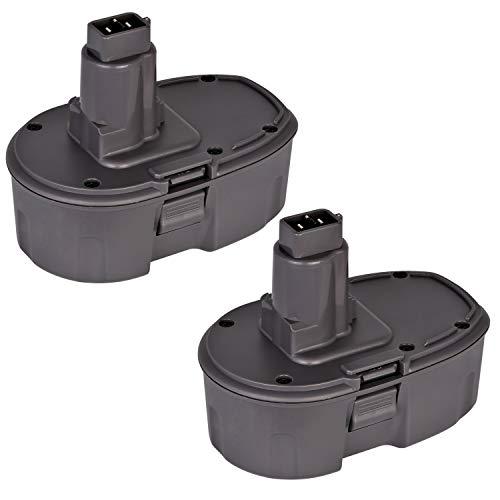 Weize 18V 3.5AH Replacement Battery For DeWalt XRP Tool DC9096 DC9099 DW9096 DE9095 DW9095 DW9098
