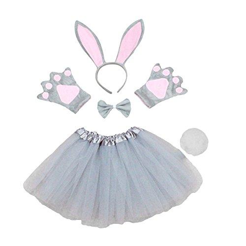 ACTLATI Cute Cat Fox Custume Set with
