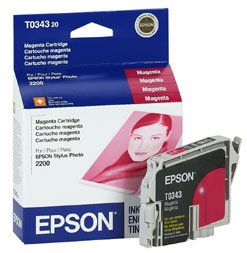 EPST034320 - Epson Magenta Ink Cartridge