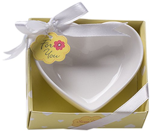 - Artisano Designs A93047 Sweet Treat Heart Shaped Candy Bowl/Trinket Dish