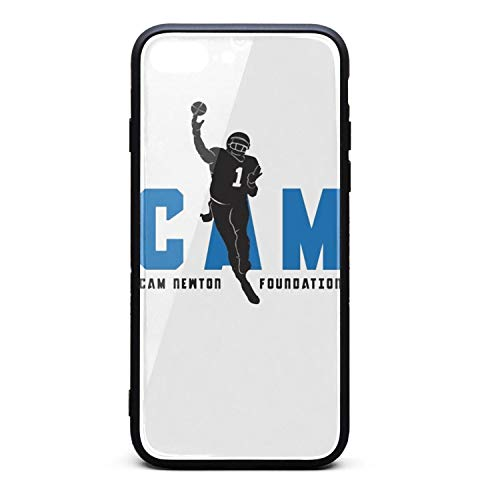 Cam Foundation Phone Case for iPhone 7Plus/8Plus TPU Protective Anti-Scratch Fashionable Glossy Anti Slip Thin Shockproof Soft ()