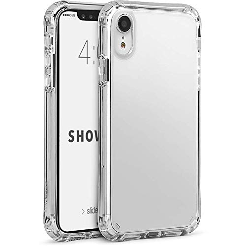Cellairis - Showcase, Cell Phone Case for Apple iPhone XR, Anti-Scratch, Shock-Absorption Bumper Cover - (Clear) from Cellairis