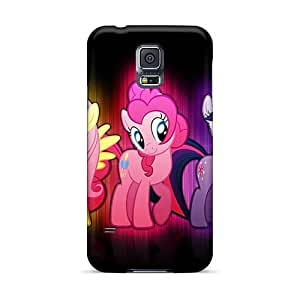 Bumper Cell-phone Hard Cover For Samsung Galaxy S5 (WWp5572oBhp) Allow Personal Design Beautiful My Little Pony Series