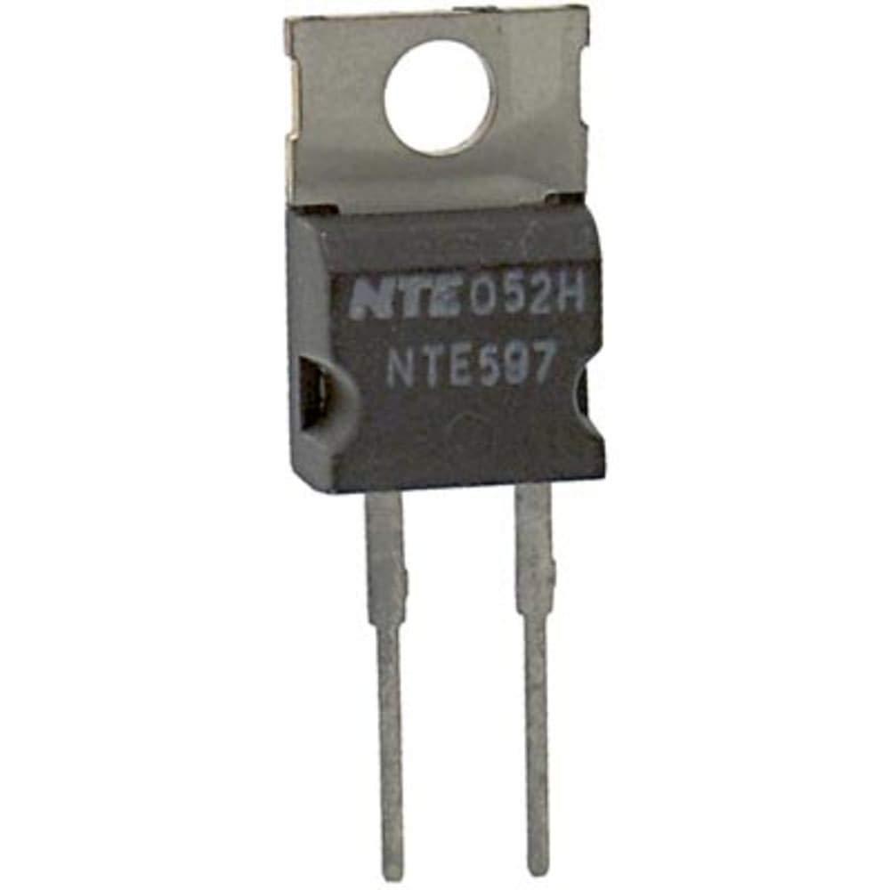 Diode; Rectifier; Ultrafast; Vr 200V; If 8A; Pkg TO-220; Config Single Phase; Vf 1V, Pack of 20