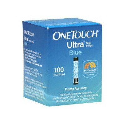 OneTouch FastDraw Design strips Lancets product image