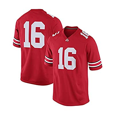 ohio state football jersey with name on back