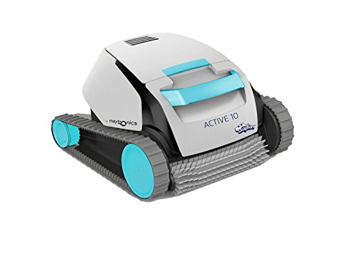 Buy Dolphin Active 10 Premium Robotic Auto Pool Cleaner - NEW 2015 Model - 99996151-us