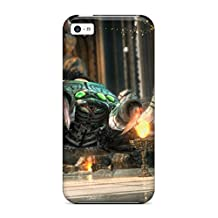 Fashion EzqKuGY9776aqPDw Case Cover For Iphone 5c(zelda On Wii-u) With Free Screen Protector