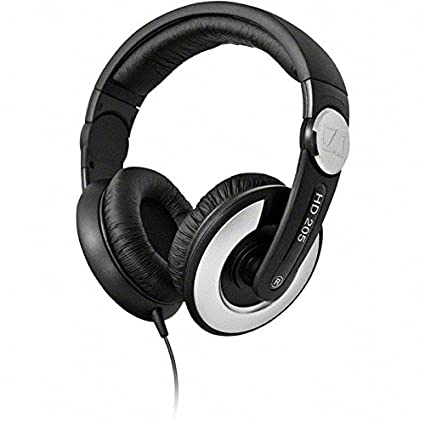 Sennheiser HD 205 II Closed Back Around Over-Ear Stereo  Amazon.in   Electronics aa40830488b47