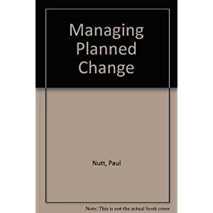 Managing Planned Change